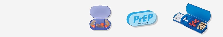Pill Holders