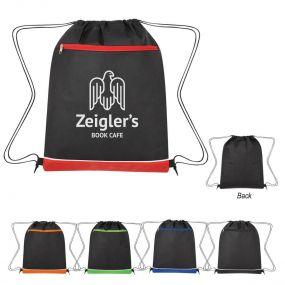 Front Zip Drawstring Sportpack