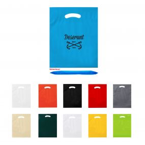 """Handout Plastic Bag - 9"""" x 13"""""""