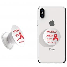 World AIDS Day PopSocket