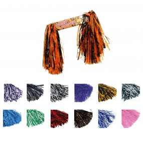 Double-Ended Pom Poms 12""