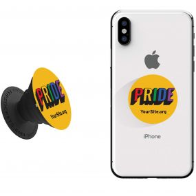 Gay Pride Retro PopSocket