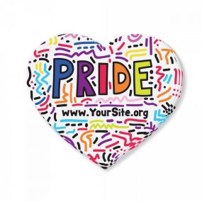 Gay Pride Sticker