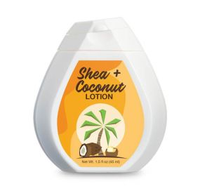 Hand Lotion Shea Butter / Coconut - 1.5 oz
