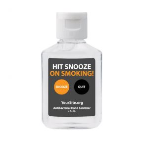 Snooze On Smoking Hand Sanitizer