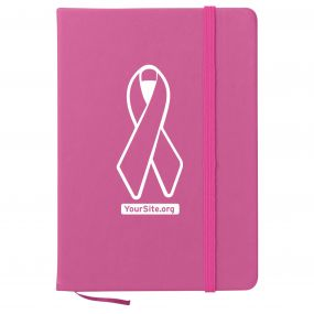 Pink Ribbon Breast Cancer Awareness Value Journal