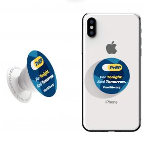 PrEP Tonight PopSocket