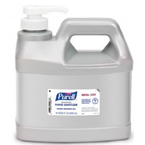 Purell Hand Sanitizer Half Gallon Pump