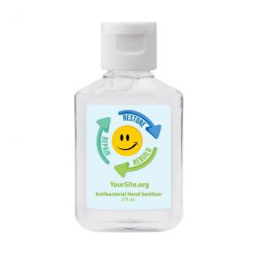Repair Restore Rebuild Hand Sanitizer