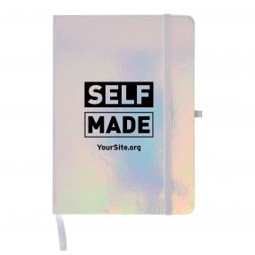 Self Made Transgender Awareness Iridescent Journal