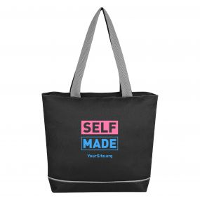 Self Made Transgender Awareness Sport Tote Bag
