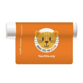 smoke free meeow lip balm