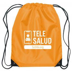 TeleSalud Drawstring Sportpack