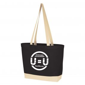 U=U Cotton Canvas Tote Bag