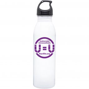 U=U Bottle - Stainless Steel
