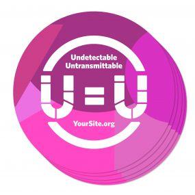 U=U Sticker