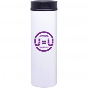 U=U Sleek Tumbler - Stainless Steel