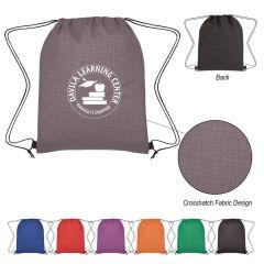Crosshatch Drawstring Sportpack