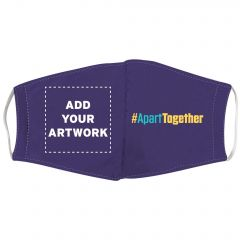 Apart Together Face Covering - Full Color