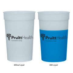 personalized cup with color change with cold water