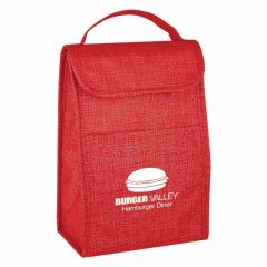 lunch bag with carrying handle