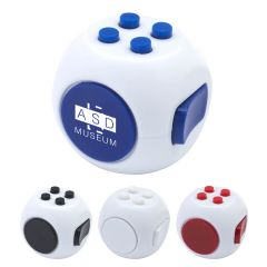Fidget Stress Cube