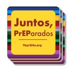 Juntos PrEParados Coaster