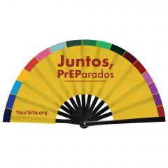 Juntos PrEParados Snap Fan