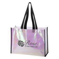Pearl Laminated Tote Bag