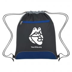 PrEP Mouth Drawstring Sport Bag