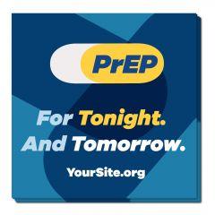 PrEP Tonight Sticker