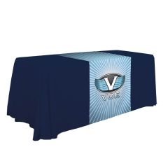 personalized table runner with design
