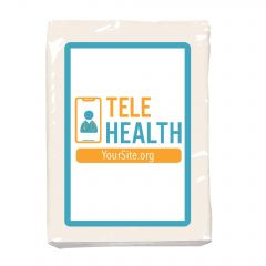 TeleHealth Mini Tissue Packet