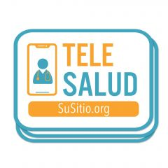 TeleSalud Sticker