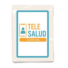 TeleSalud Mini Tissue Packet