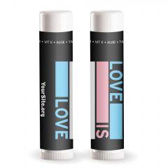 Trans Love Is Love Lip Balm