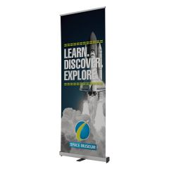 personalized cost-friendly banner with customized graphic