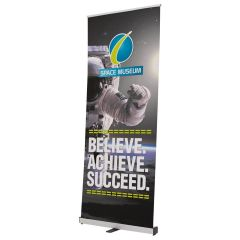 personalized value banner with customized image