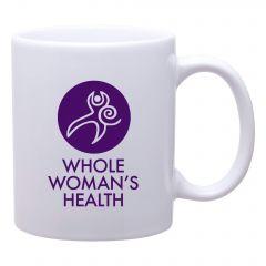 Mug 11 oz White - WWH