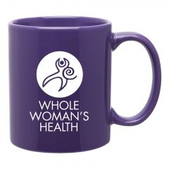 Mug 11 oz Purple - WWH