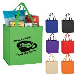 Gusset Tote Bag