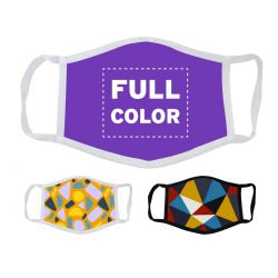 3 Layer Mask Full Color - High Quantity