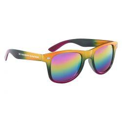 Metallic Rainbow Sunglasses