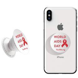 World AIDS Day PopSocket
