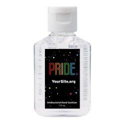 Gay Pride Neon Hand Sanitizer - 1 oz