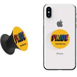 Gay Pride Retro PopSocket