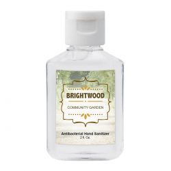 Hand Sanitizer 2 oz - Extra Strength