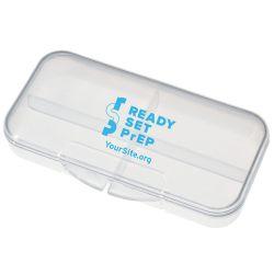 Translucent Pill Holder - Ready Set PrEP
