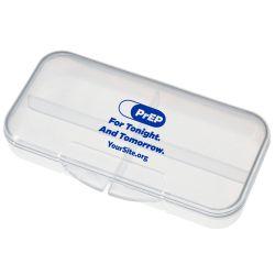 PrEP Tonight Translucent Pill Holder