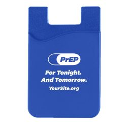 PrEP Tonight Cell Phone Wallet